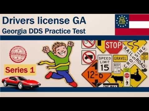 drivers permit practice test ga