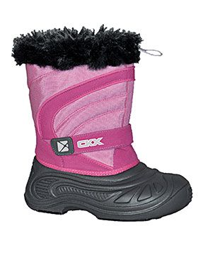 Kid Ultra-Light winter boots with supple EVA Bottom. Also available in black. For more details, visit our website ckxgear.com