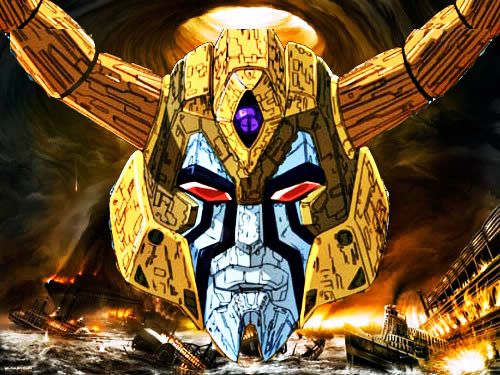 Animated Cartoon Wallpaper Transformers G1 Unicron By Transformersmatrix Deviantart