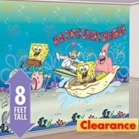 SpongeBob Party Supplies - SpongeBob Birthday - Party City