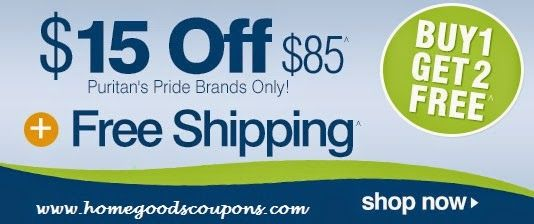 PURITANS PRIDE FREE SHIPPING CODE