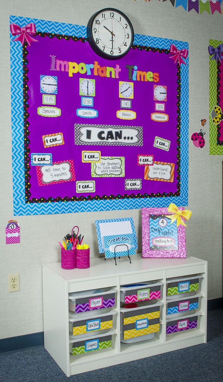 Classroom Decorations Bulletin Boards ~ Images about chevron classroom decorations on