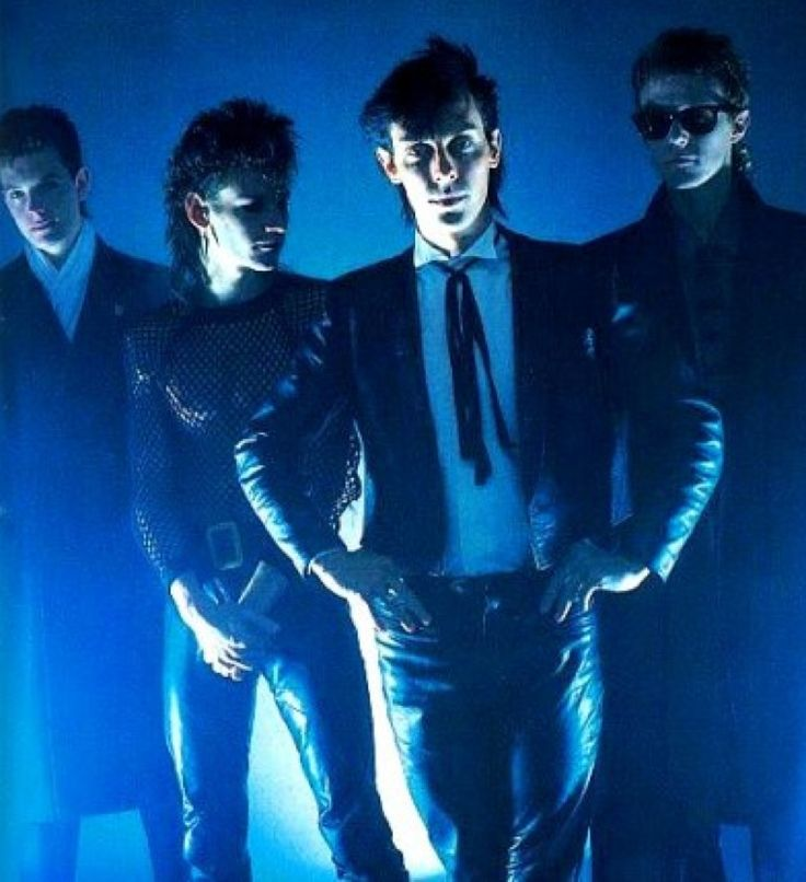 """This """"Flash Tracks"""" segment profiles influential Gothic Rock band Bauhaus and their post-breakup progeny"""
