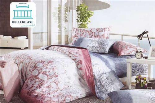 Twin XL Comforter Set - College Ave Dorm Bedding X Long Cotton Comforter Sets For Girls Decor