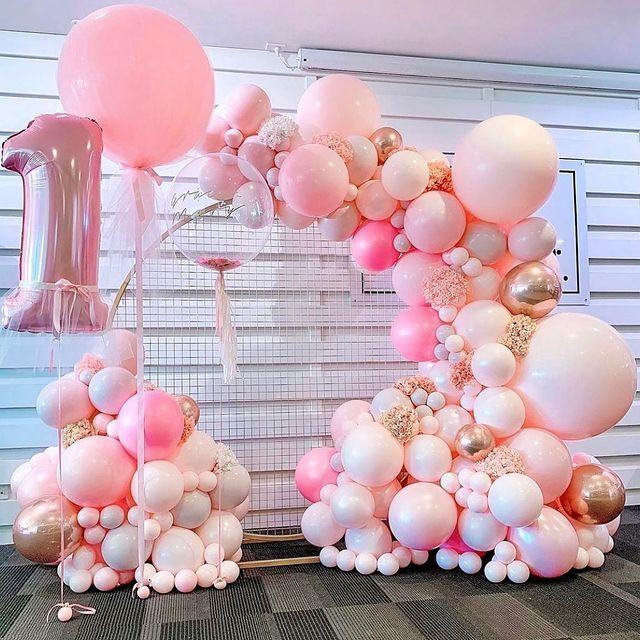P I N K A L I S C O U S 💕💕@littlebigballoonco #birthday . #kidsbirthdayparty #kidsbirthday #birthdaygirl #1stbirthdayparty #balloonbonanza #balloonsdecor #balloonwalls #balloongarland #babyshowerideas #babyshowerdecorations #balloonarch #balloonwall #balloonstyling #balloonstyle #eventpanner #birthdayballoons #Regram via @CKwdawEh_Fa