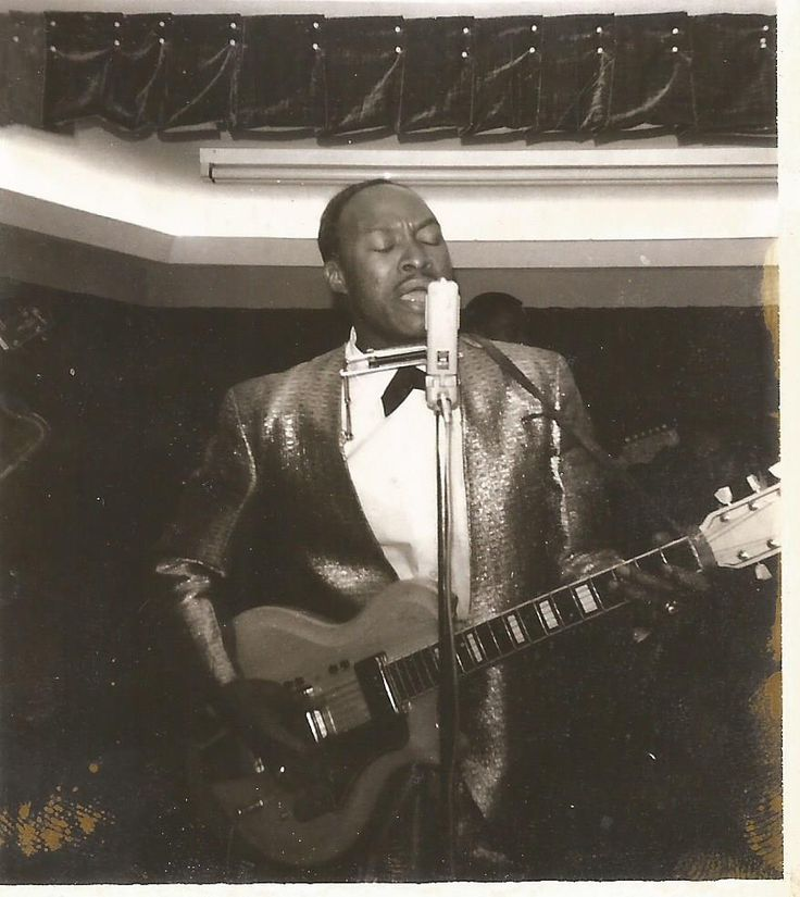 "rockincountryblues: ""Jimmy Reed, Memphis, Tennessee, early 1960′s """