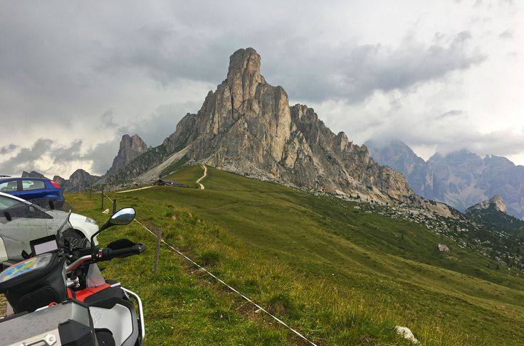 The Dolomites in south Tyrol is something else.