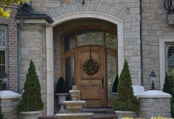 27 best Beehive Residential Natural Stone Projects images