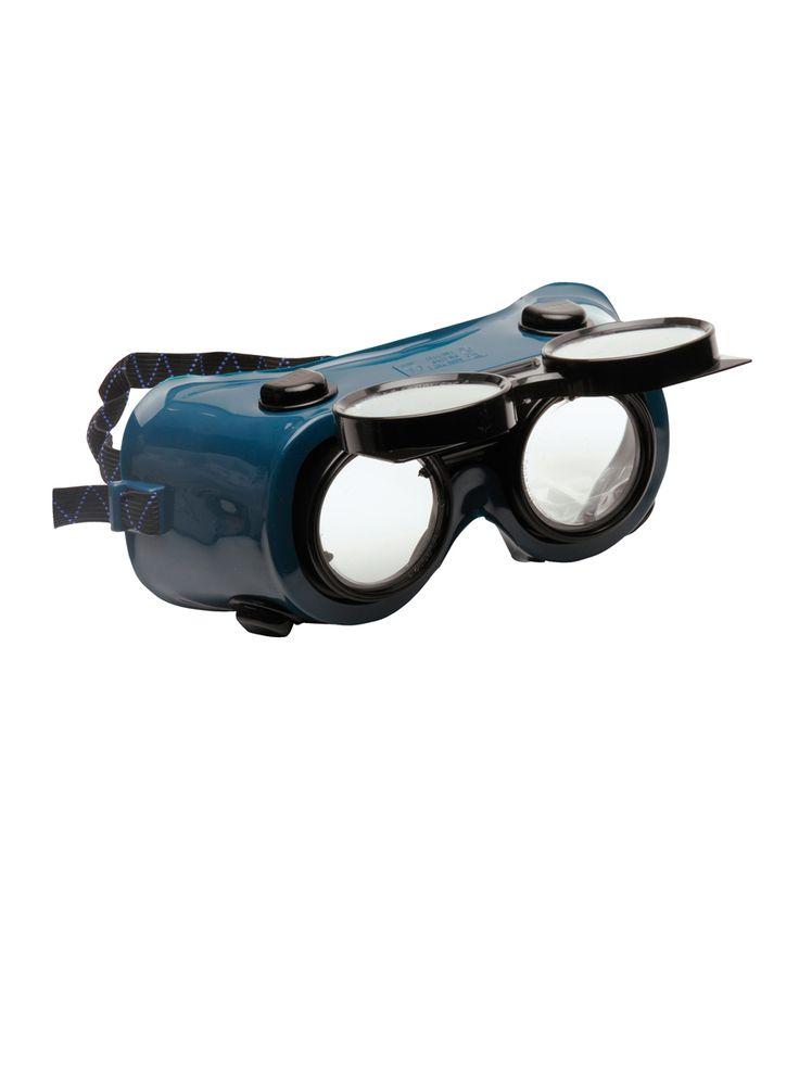 Zeige Details für PW60 Schweißerbrille:      Schweißerbrille mit sehr gut sitzendem Brillengestell und einstellbaren Kopfband     Stabil gegen Kratzer und durch die dampfabweisende Beschichtung wird das Glass nicht beschlagen     Mit einem durchsichtigen Polykarbonat Material produziert     Grüne Sicherheitslinse (Linsengrad 5)  Zertifikat: EN175 1T AS, AF