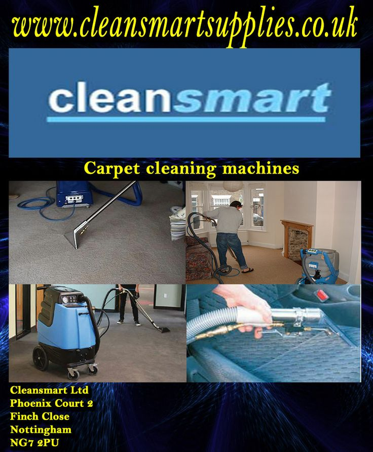 The best carpet cleaning machines, carpet cleaning equipment, carpet cleaning training and carpet cleaning courses http://www.cleansmartsupplies.co.uk/