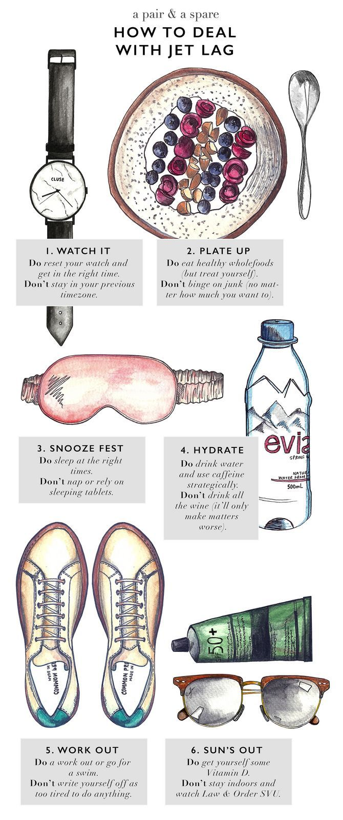 How To Deal With Jet Lag (The Do's and Don'ts)