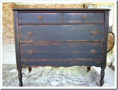 painted vintage furniture207 best Vintage furniture images on Pinterest  Painted furniture