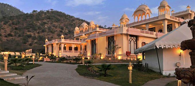Hotel Rajasthali Resort & Spa Jaipur