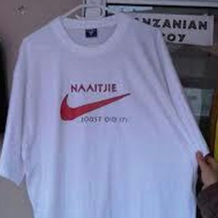 No wonder Nike is so popular in South Africa. . . #naaitjie #southafrica #afrikaans - Enjoy the Shit South Africans Say! #CapeTown #africa #comedy #humor #braai #afrikaans