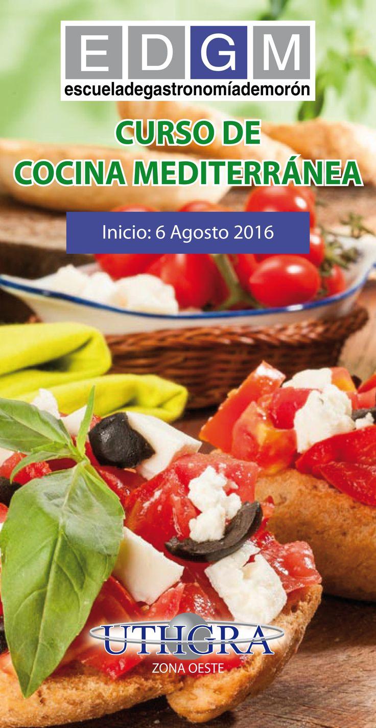 CURSO DE COCINA MEDITERRÁNEA www.escuelauthgramoron.com.ar Aplicación de platos típicos tradicionales y fusión de colectividades (Cocina Árabe, Española, Francesa, Griega e Italiana) #CocinaMediterránea #CursosCortosdeCocina #EDGM #CocinaEspañola #CocinaGriega #CocinaItaliana #CocinaArabe #CocinaFrancesa