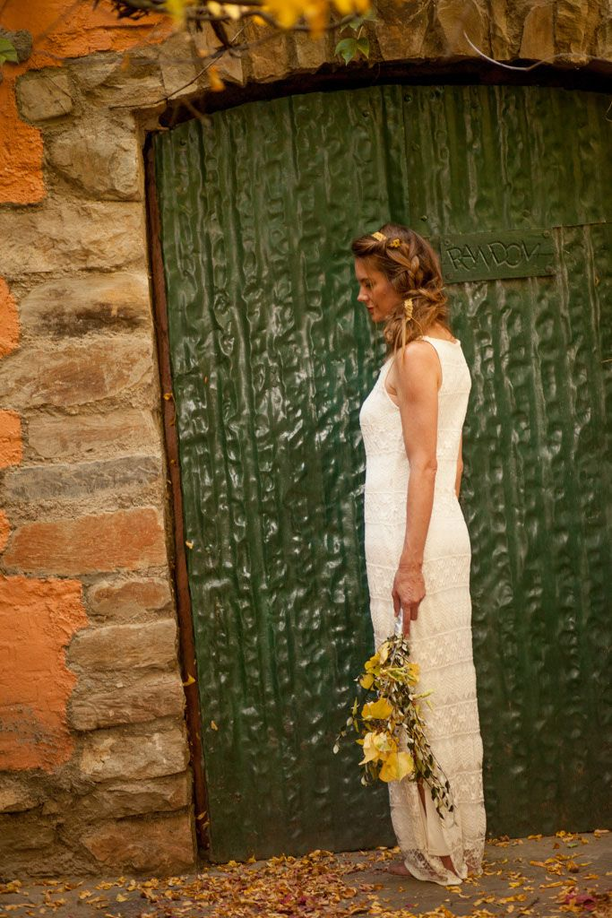Karoo Wedding in Nieu-Bethesda. #DieWaenhuis. Photo: © Sarina Engelbrecht