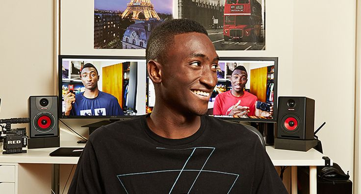 Marques Brownlee is a YouTube sensation. The tech-review prodigy has 1.8 million subscribers—more followers than Kanye West, Marvel, or Disney Animation.