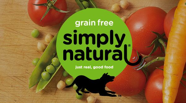 Simply Natural is a limited-ingredient, grain free, ultra premium dog food available in local grocery stores.