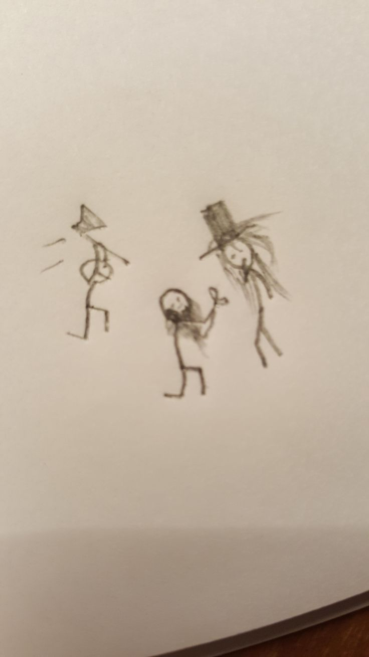 Bearded possibly homeless man proposing to his hatted lover moments before an angry axe man will
