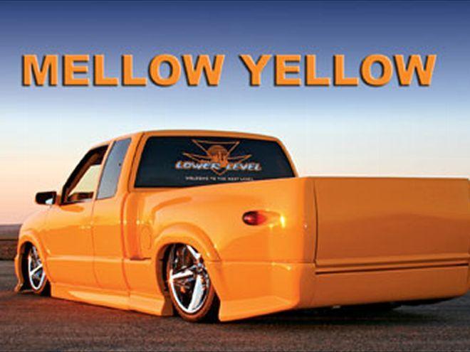 2003 Chevy S10 Extreme - Custom Trucks - Sport Truck Magazine