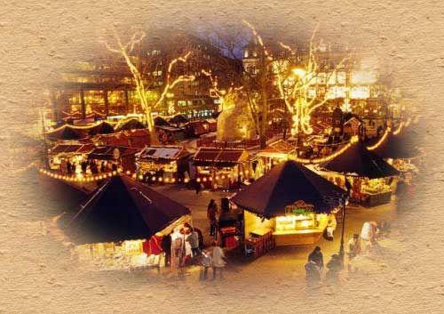 Mercatini di Natale  #natale  www.fioreriasarmeola.com