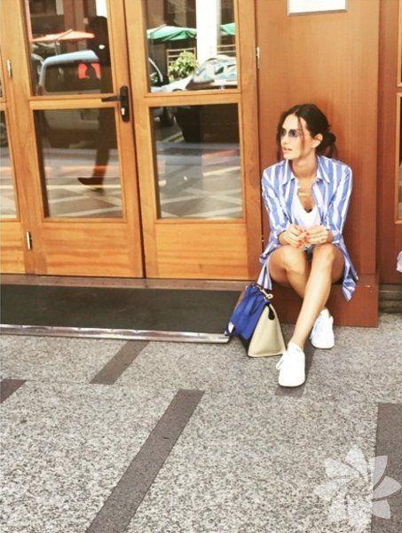 Yasemin Özilhan'ın Instagram stili