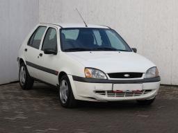 Ford Fiesta 2002 Hatchback bílá 2