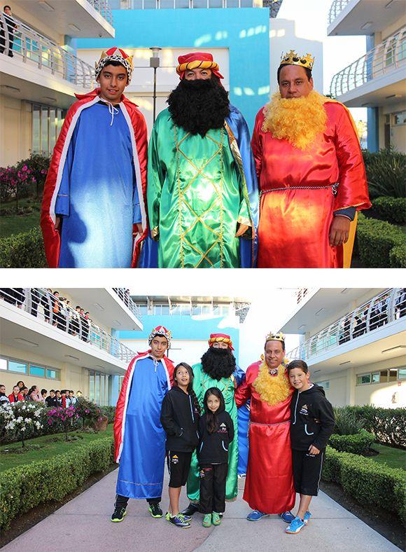 Disfraz de Reyes Magos