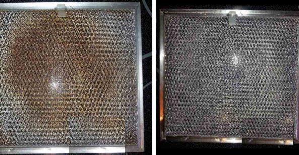 Les 25 meilleures id es de la cat gorie filtre hotte sur pinterest filtre pour hotte comment - Nettoyer filtre hotte bicarbonate ...