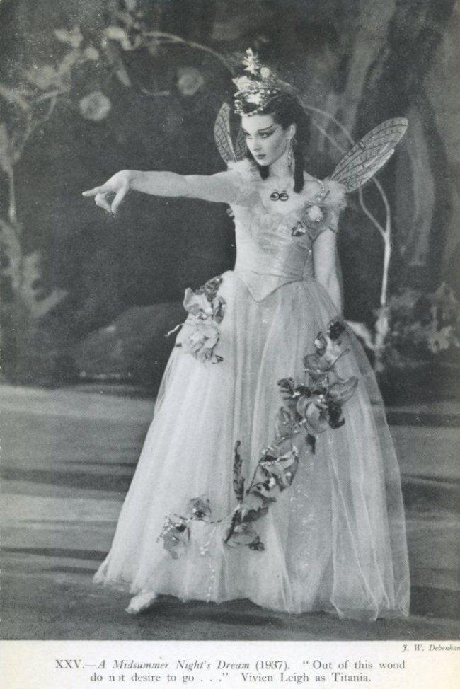 წარსულის ლამაზმანი ვივიენ ლი (Vivien Leigh) - 54 ფოტო, ნაწილი 3