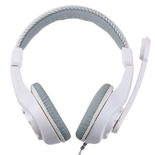 Lupus G1 Gaming Headphone 3.5mm Surround Stereo Gamer Headset Headband with Mic for PC Laptop Low Bass Wired Headset audifonos
