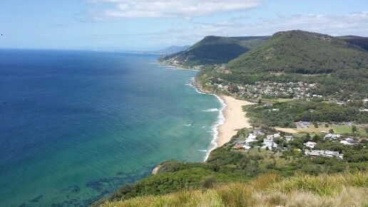 Bald Hill Stanwell Tops NSW