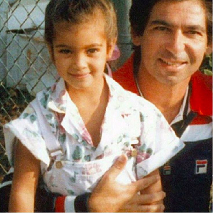 Young Kim with dad Robert Kardashian: 38 Unrecognizable Photos of the Kardashians