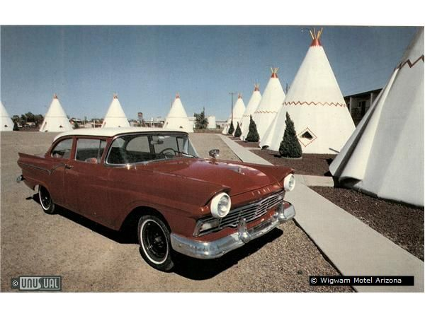 Wigwam Motel Arizona in Holbrook United States of America
