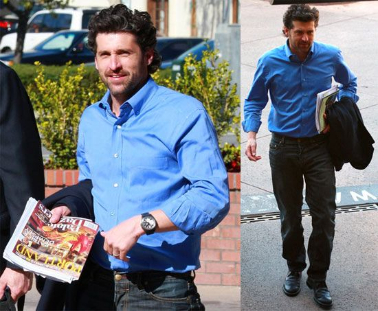 Patrick Dempsey News on Manpaper.com