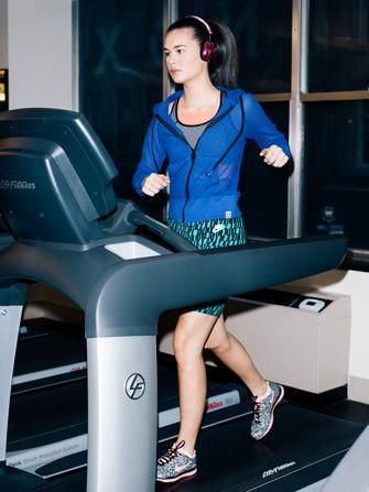The perfect playlist for a winter workout