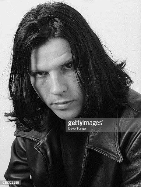 British singer Ian Astbury of The Cult Los Angeles United States January 1993