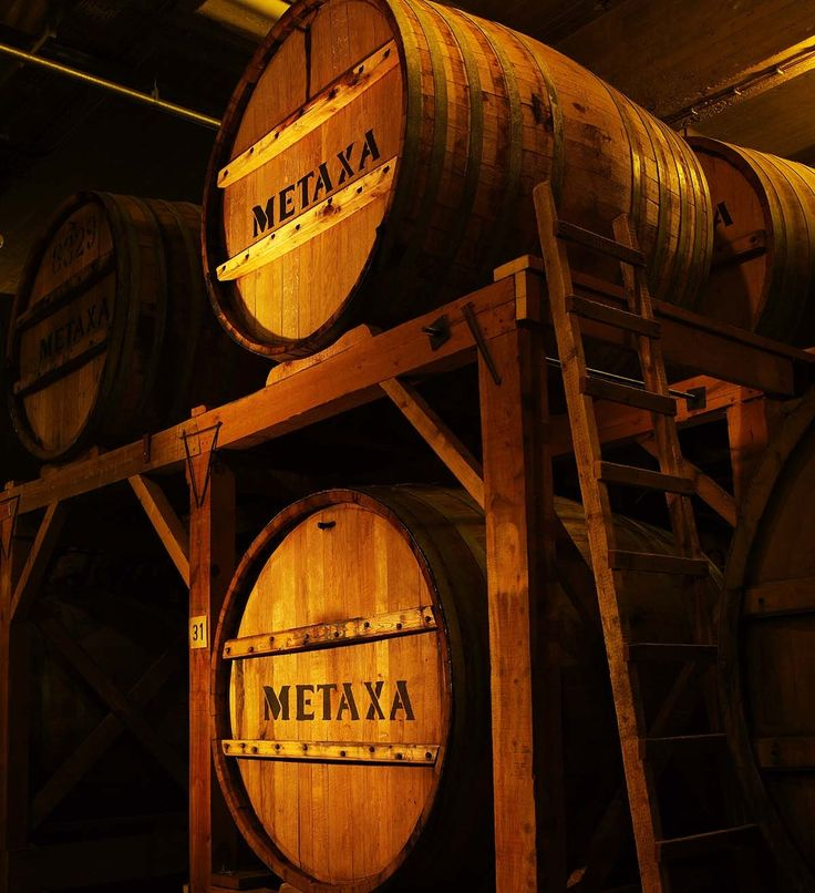 Metaxa blended their result with selected Muscat wines from the Aegean and added a secret mix of Mediterranean herb.