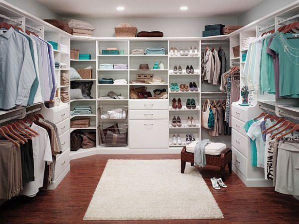 Closet Ideas Photo Gallery