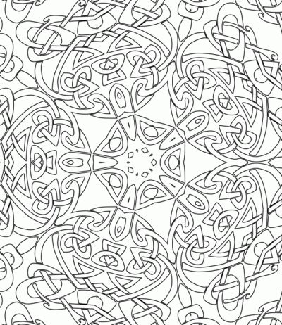 Celtic Coloring Pictures Lots Of Other Free Pages