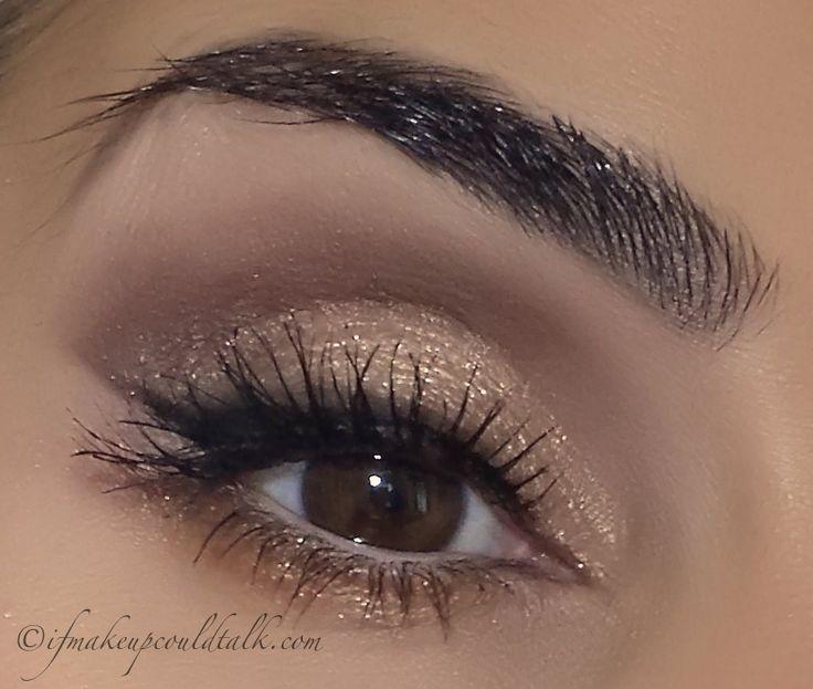 The Vampire Diaries Katherine Pierce Inspired Eye Makeup Tutorial.