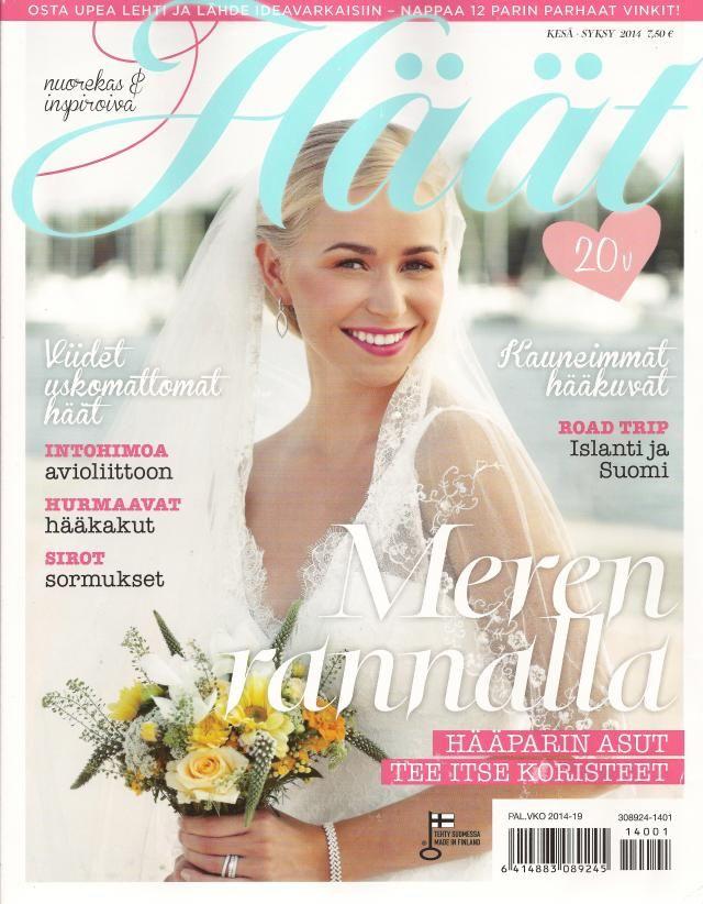 Häät magazine 1/2014
