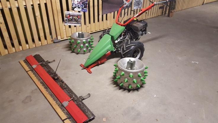 Motormäher rapid-Motormäher-Rapid