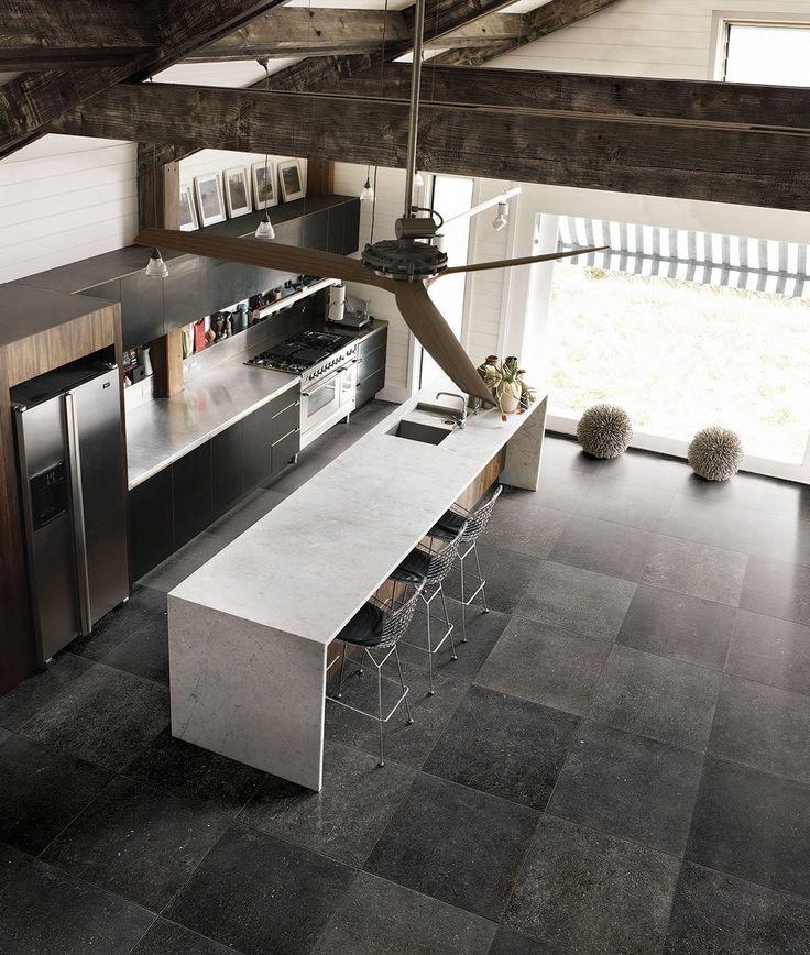 #Kronos #Blau Tech Donker 80x80 cm 6108 | #Gres #pietra #80x80 | su #casaebagno.it a 53 Euro/mq | #piastrelle #ceramica #pavimento #rivestimento #bagno #cucina #esterno