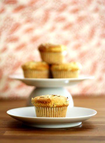Lemon Poppyseed Muffins: Favorite Recipes