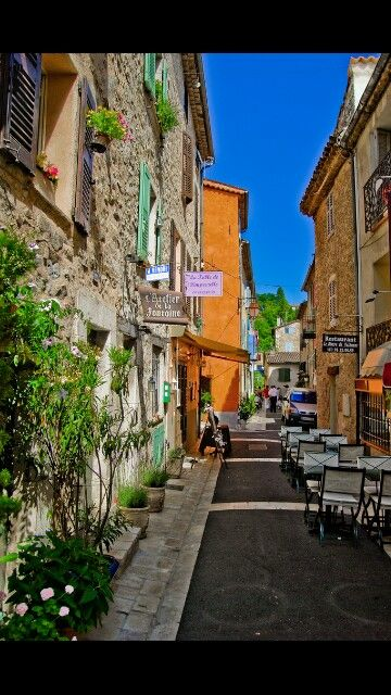 Valbonne, France. Our tips for 25 places to see in France: http://www.europealacarte.co.uk/blog/2011/12/22/what-to-see-in-france/