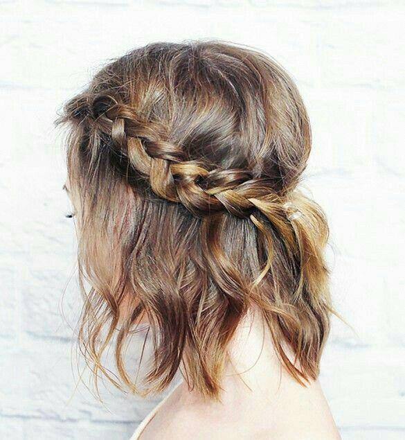 boho, braids, hair, hairstyles, hipster, indie, inspiring, short hair