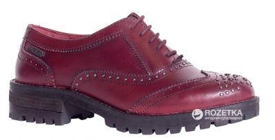 Туфли Pepe Jeans PLS10074 37 Бордовые (8433997319640)