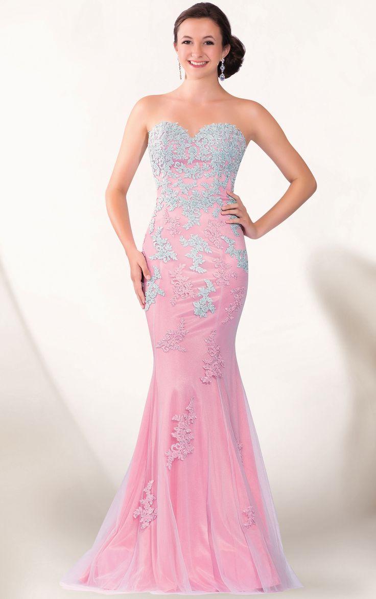 Mejores 9 imágenes de Prom Dress en Pinterest | Vestidos para fiesta ...