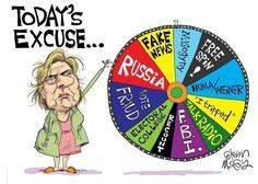 The New No Spin ZONE, That Never Stops for Hillary !